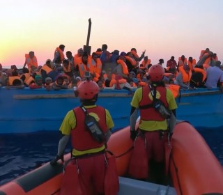3,000 Migrants Rescued from Mediterranean in One Day