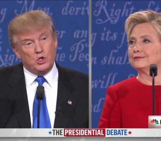 Trump Says Clinton Has Fought ISIS Her 'Entire Adult Life'