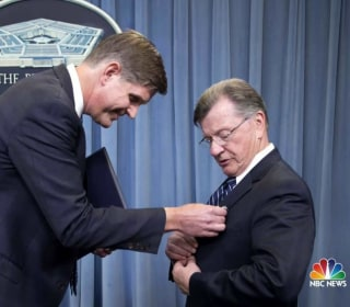 NBC News Chief Pentagon Correspondent Jim Miklaszewski Retires
