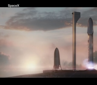 Elon Musk's Mission to Mars Aims for 2022