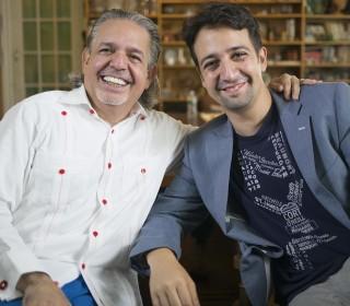 Lin-Manuel Miranda, Dad Luis Talk Latino Heritage Through Generations