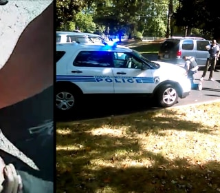 Videos of Keith Scott Shooting: a Side-By-Side Comparison