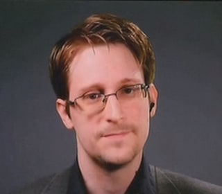 Edward Snowden Makes Case for Pardon