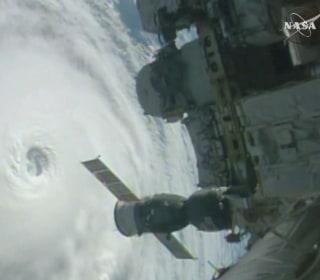 NASA Captures Spectacular Views of Three Hurricanes
