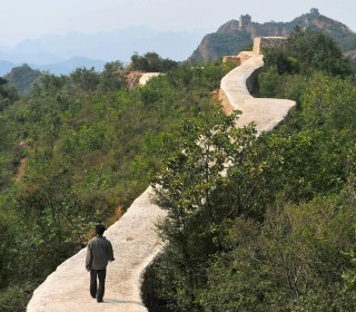 Great Wall of China Repairs Criticized as Crude, Ugly