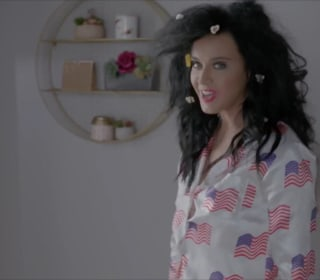 Katy Perry 'Bares All' To Help Get Out the Vote