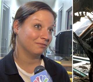 NJ train crash: Daycare worker hugged Fabiola Bittar de Kroon's daughter after tragedy