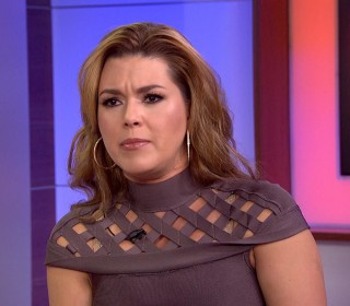 Alicia Machado: Donald Trump Hasn't Changed' Since Fat-Shaming Me in '96