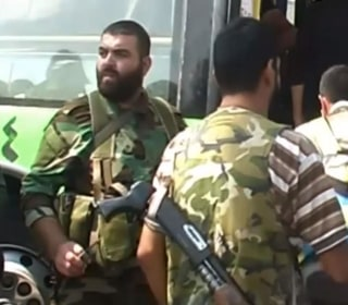 Fighters Evacuated from Last Rebel-Held Area of Homs