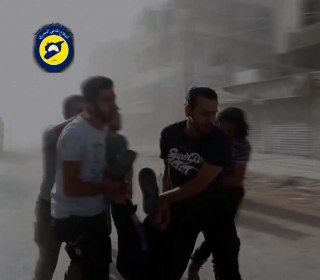 At Least 23 Killed in Aleppo Airstrikes