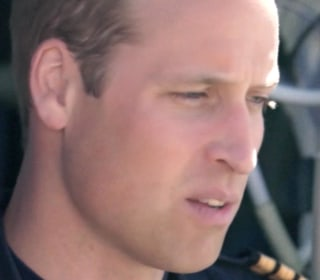 Prince William Talks About His 'Dark Moments'
