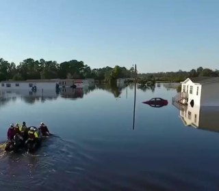 Deadly N.C. Flooding Expected to Worsen as Rivers Crest