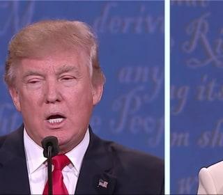 Clinton, Trump Clash on Abortion Rights