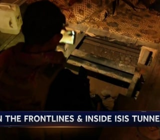 ISIS Fighters Lived Here Until They Ran Away