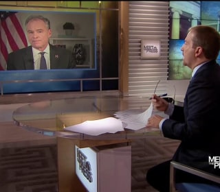 Tim Kaine Full Interview: 'We Aren't Against Trade'