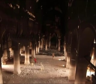 ISIS Used Iraq's Largest Church as Gun Range, Burned Pews