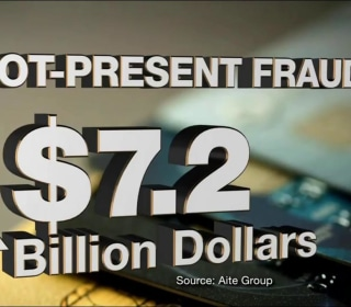 New Chip Tech Leads to Rise in Online Credit Card Fraud