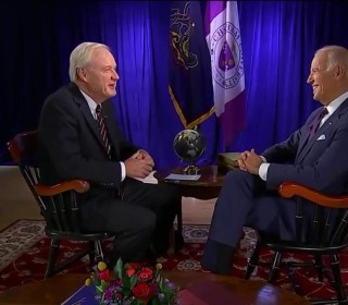 VP Biden on Donald Trump and U.S. democracy