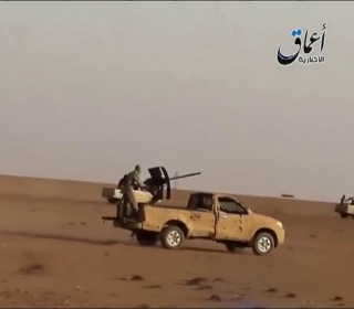 2,000 Bombs, Rockets, Shells Fired at ISIS in 11 Days