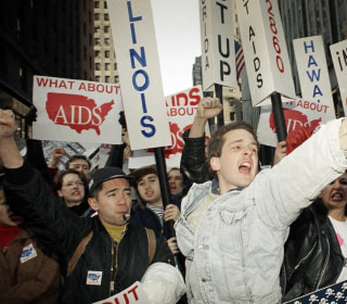Flashback: Radical AIDS Activist Group ACT UP