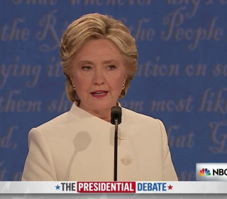 Clinton: Putin Would 'Rather Have a Puppet as President'