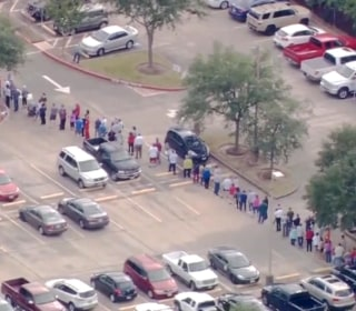 New Record For Early Voting Set in Texas