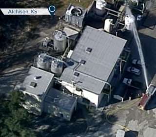 18 Treated for Respiratory Discomfort After Kansas Chemical Spill