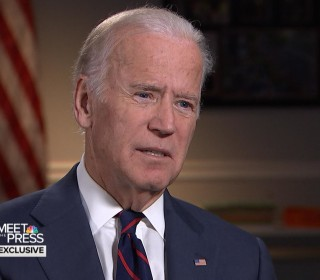 Biden: Bill Clinton 'Paid a Price' for Conduct