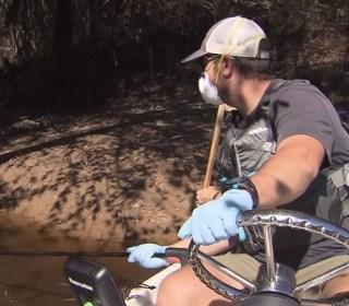 Environmentalists Fear Coal Ash Spills From North Carolina Flooding