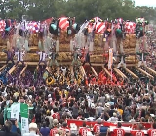 Thousands Flock To Japanese Festival