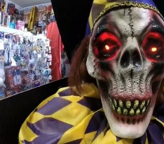 Target Pulls Clown Costumes