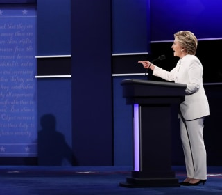 Final debate highlights: Name-calling, claims of 'rigged' election, more