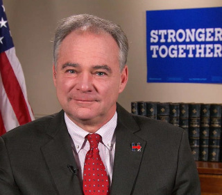 Tim Kaine: Accepting Election Results 'a Bedrock Pillar'