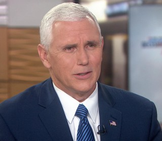 Mike Pence talks plane accident, 'rigged' election, Obamacare premiums