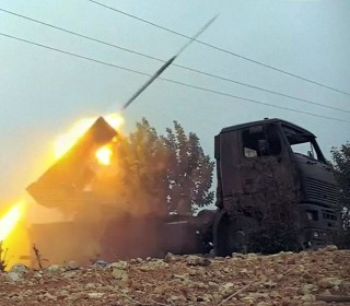 Rebels Launch Aleppo Counter-Offensive