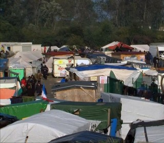 Migrant Camp in France Set for Demolition