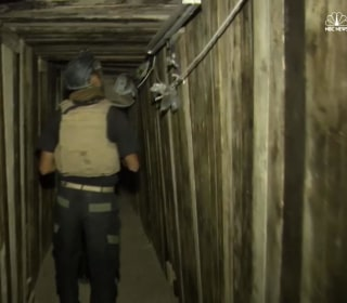Take a Tour of ISIS Tunnels Around Mosul