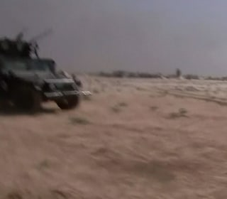 A Terrifying First-Hand Look at the Fighting in Iraq