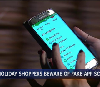 Scammers Infiltrate Apps Just in Time for Holiday Shopping