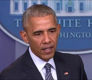 Obama Cites Concern, But Notes Trump's 'Impressive' Voter Appeal