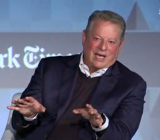 Al Gore Says He Supports Elimination of Electoral College