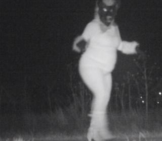 Werewolf and Other Weirdos Captured On Trail Cam