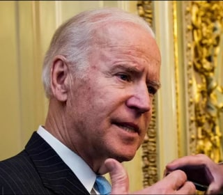 Vice President Joe Biden Hints at 2020 Run