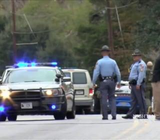 Two Officers Shot in Georgia, Manhunt for Gunman Underway
