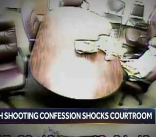 Alleged Charleston Massacre Gunman's Confession Stuns Courtroom