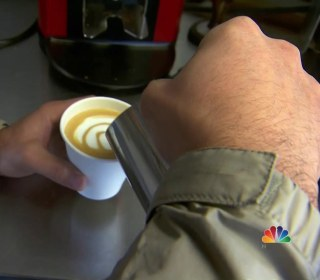 Coffee Truck Helps Refugees Find Their Feet in America