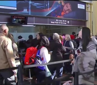 Millions Brace for Holiday Travel Rush as Storms Move In
