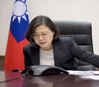Trump and Taiwan's President Have 'Friendly' Talk: Official