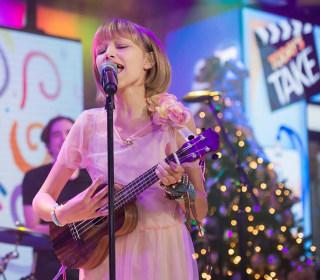 See 'America's Got Talent' Winner Grace VanderWaal Sing Live on TODAY
