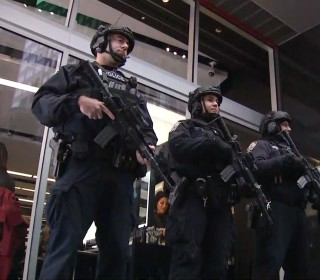 Record Number of Cops to Patrol NYC on New Year's Eve